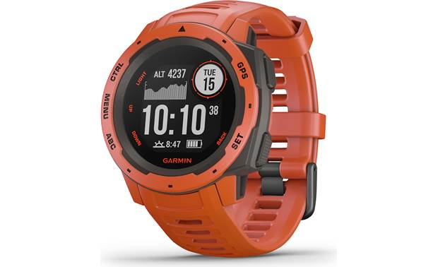 Garmin Instinct Instinct is a