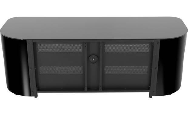AVF Affinity Plus Kensington 1250 Black - removable back panels