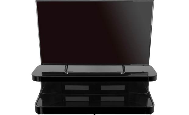 AVF Affinity Plus Kensington 1250 Black - front (TV not included)