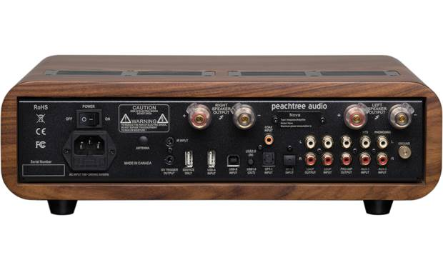 Peachtree Audio Nova300 XL Back