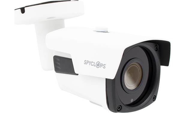 Metra Spyclops IP Bullet Camera Manually adjustable sunshade for improved imaging in bright light