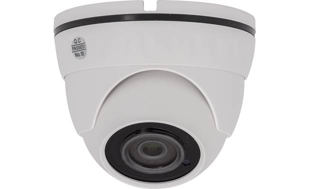 Metra Spyclops Mini Dome Camera Infrared LEDs provide night vision up to 65 feet away