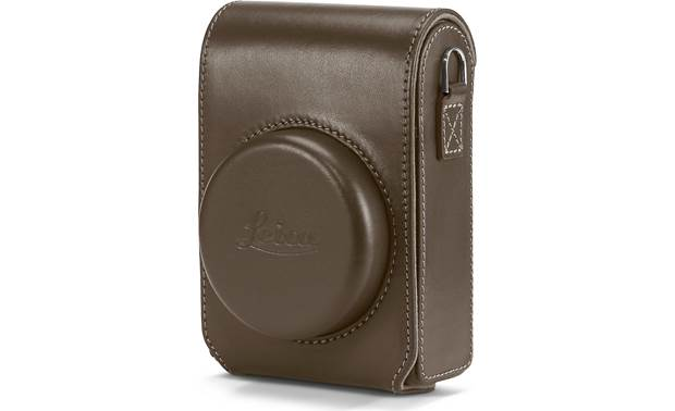 Leica C-Lux Leather Case Front
