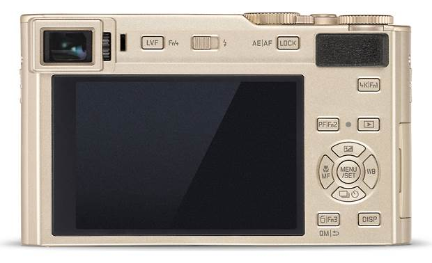 Leica C-Lux Back