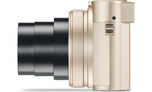 Leica C-Lux Shown with lens partially extended