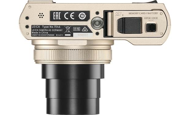 Leica C-Lux Bottom