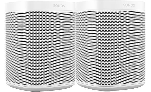 Sonos One (2-pack) White