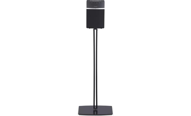SoundXtra Floor Stand Black - front (speaker not included)