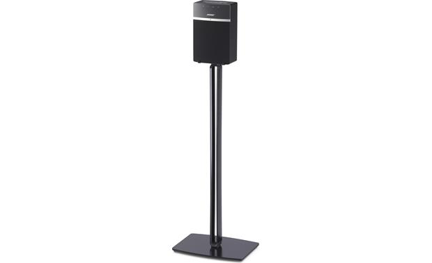SoundXtra Floor Stand Black - right front (speaker not included)