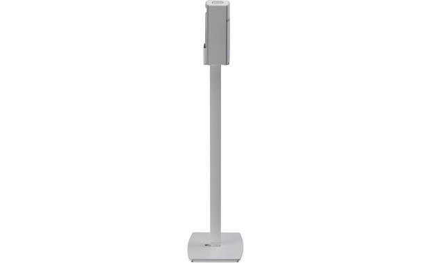 SoundXtra Floor Stand White -side view (speaker not included)