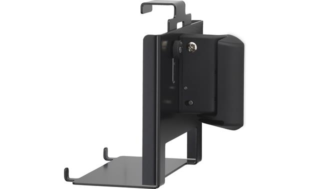 SoundXtra Wall Mount Black - swivels 25°s left and right