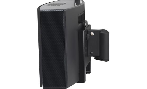 SoundXtra Wall Mount Black - swivels 25° left and right (Bose® SoundTouch® 20 Series III wireless speaker not included)