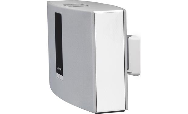 SoundXtra Wall Mount White - holds speaker 2-3/16
