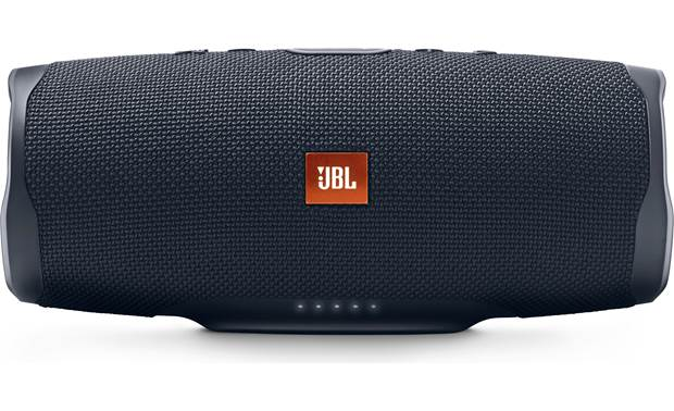 JBL Charge 4 Midnight Black - front
