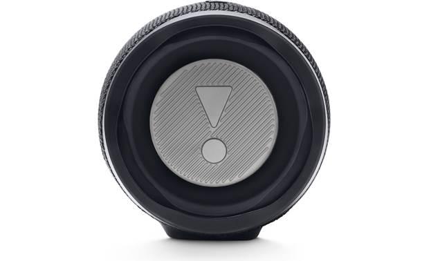 Jbl Charge 4 Midnight Black Waterproof Portable Bluetooth Speaker At Crutchfield