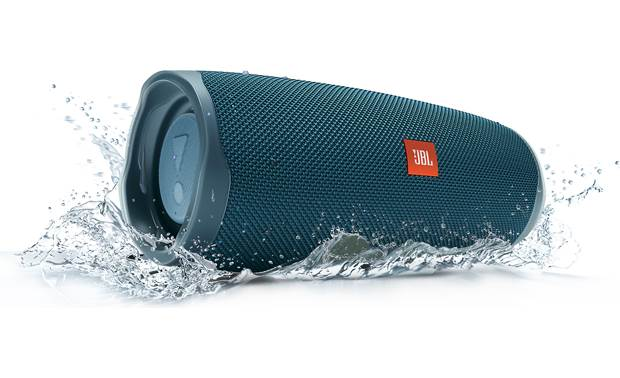 JBL Charge 4 Waterproof, dust-proof, and sand-proof