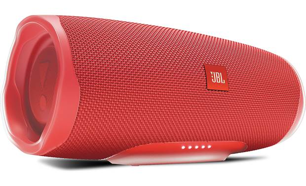 JBL Charge 4 Fiesta Red