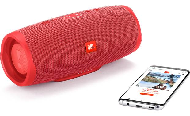JBL Charge 4 Easy control with JBL Connect app (smartphone not included)