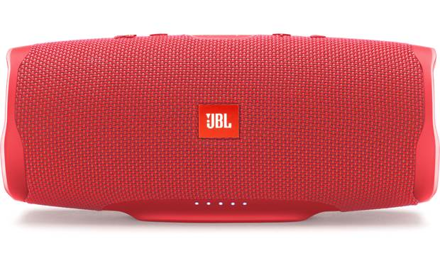 JBL Charge 4 Fiesta Red - front