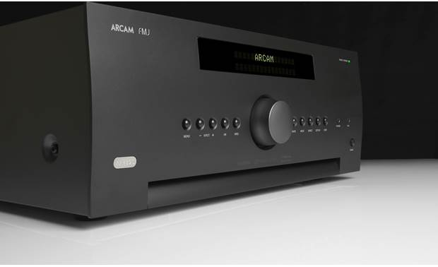 Arcam AVR390 Angled front view