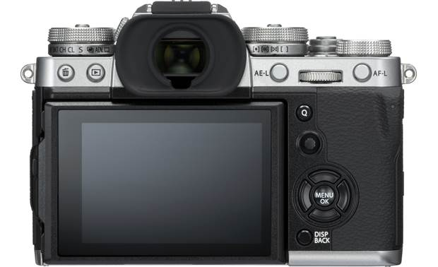 Fujifilm X-T3 Kit Back