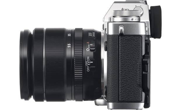 Fujifilm X-T3 Kit Left side