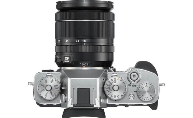 Fujifilm X-T3 Kit Top