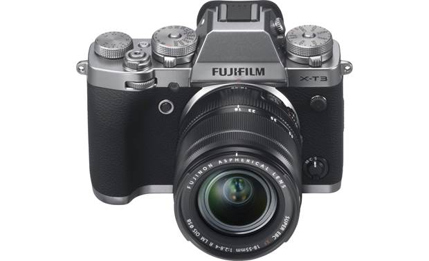 Fujifilm X-T3 Kit Angled front view