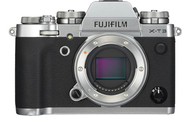 Fujifilm X-T3 (no lens included) Front
