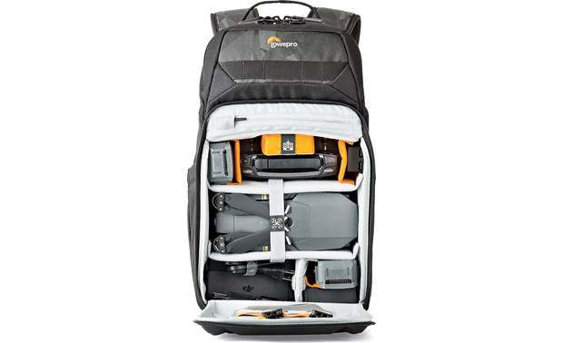 Lowepro Droneguard BP 200 Internal divider protects and organizes gear