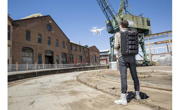 Lowepro Droneguard BP 400 Get your Phantom to and from remote launch sites safely