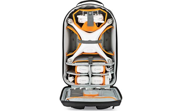 Lowepro Droneguard BP 400 Designed to protect and transport a Phantom-series drone