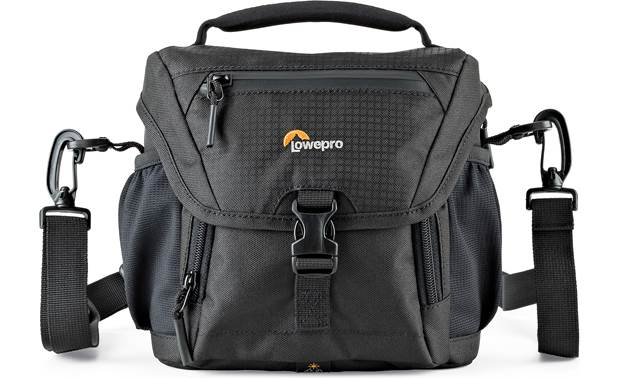Lowepro Nova 140 AW II Front, straight-on