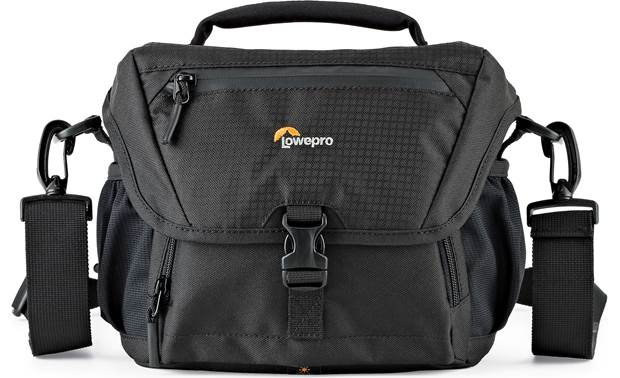 Lowepro Nova 160 AW II Angled front view
