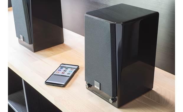 SVS Prime Wireless Speaker System Simple control with Play-Fi app (smartphone not included)