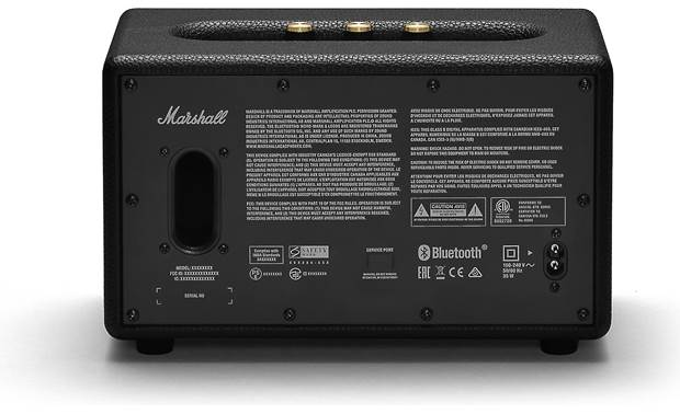 Marshall Acton II Voice (Amazon Alexa) Back
