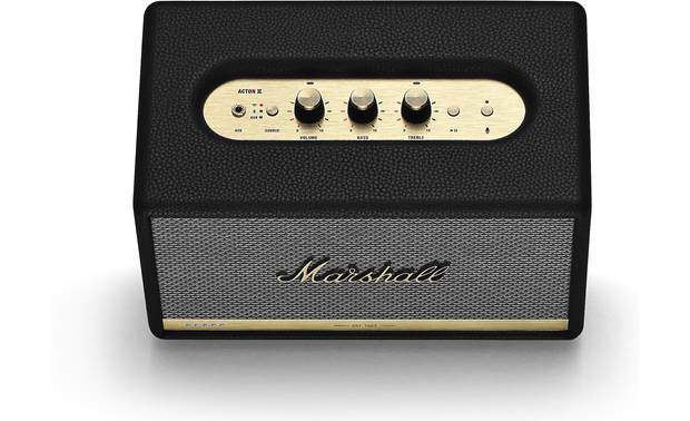 Marshall Acton II Voice (Amazon Alexa) Top