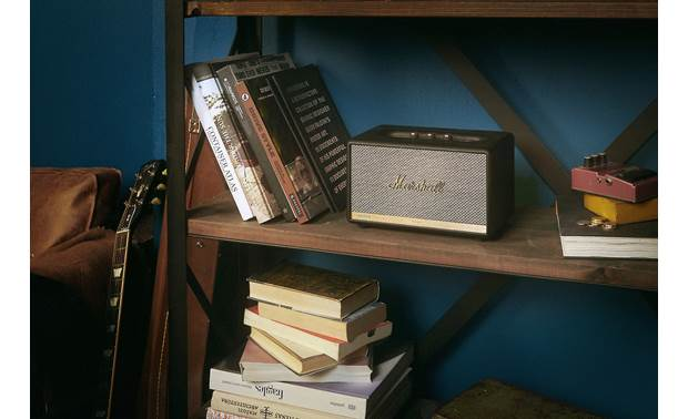 Marshall Acton II Voice (Amazon Alexa) Ideal for bookshelves