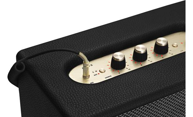 Marshall Acton II Bluetooth® Black - stereo minijack input