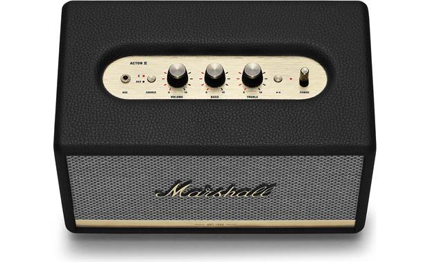 Marshall Acton II Bluetooth® Black - top