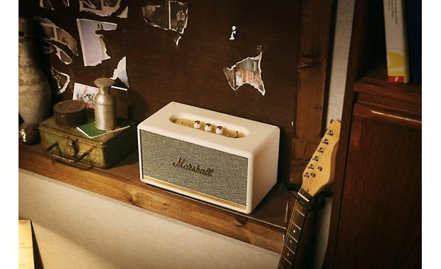 Marshall Stanmore II Bluetooth® White - ideal for shelves and tables