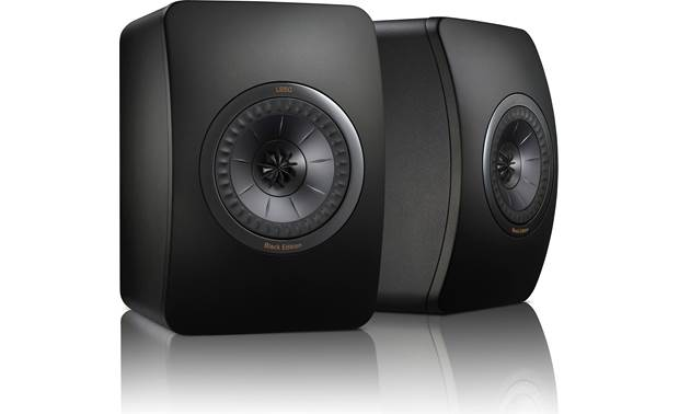 "KEF LS50 Reference-level performance in a ""mini monitor"" design"