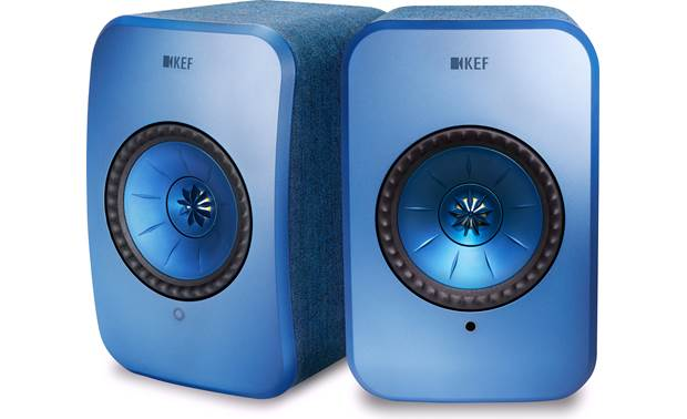 KEF LSX (Blue) Powered speakers with Wi-Fi® and Bluetooth® at ... 5b728584af0e8
