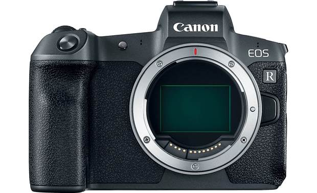 Canon EOS R (no lens included) Front