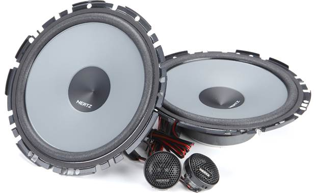 Hertz K 170 Move on from factory sound with Hertz's Uno Series
