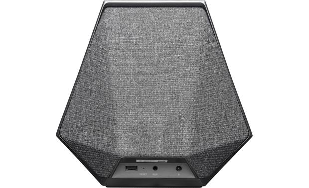 Dynaudio Music 1 Dark Gray - back
