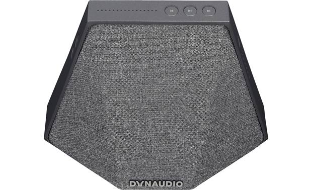 Dynaudio Music 1 Dark Gray - top-mounted control buttons