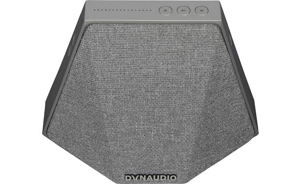 Dynaudio Music 1 Light gray - top-mounted control buttons