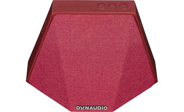 Dynaudio Music 1 Red - top-mounted control buttons