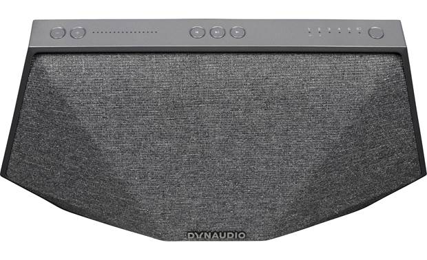 Dynaudio Music 3 Dark gray - top-mounted control buttons